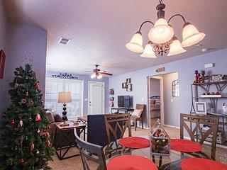 A Beautiful Woodland Christmas Escape located in Stonebridge Resort!
