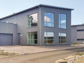 Nice home in Hellvik w/ 4 Bedrooms