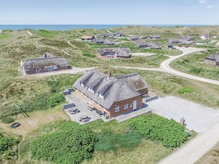 Nice home in Ringkøbing w/ Sauna, WiFi and 7 Bedrooms (A4735)