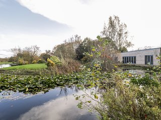 Lake Side Lodge, Sandford, Somerset