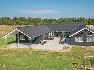 Stunning home in Nørre Nebel w/ Sauna, 8 Bedrooms and Indoor swimming pool (A37