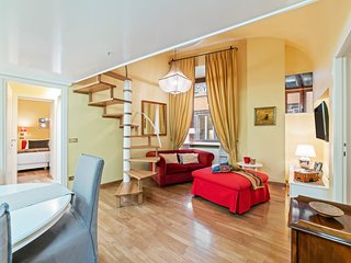 Stunning 1 Bed Apt, Sleeps 3 nr Piazza Venezia