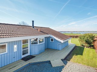 Awesome home in Hejls w/ Sauna, WiFi and 3 Bedrooms (C2282)