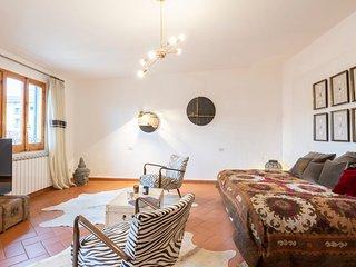 Wonderful flat w/Terrace 3min from S.Maria Novella
