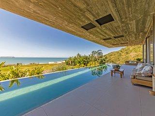 Casa de luxo frente mar Florianopolis