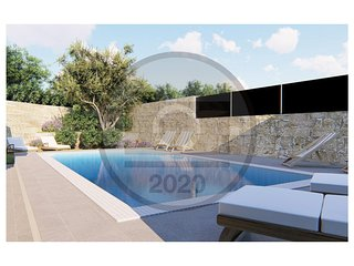 Amazing home in Okrug Gornji w/ Outdoor swimming pool, WiFi and 5 Bedrooms (CDC3