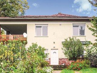 Nice home in Csopak w/ WiFi and 2 Bedrooms (UBN668)