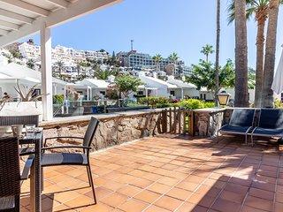 Flatguest Playa del Cura +Playa +Terraza +Jardin