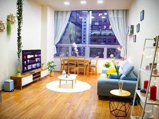 NEW! Dublex Cozy Gangnam House (Gangnam Station 30 Seconds) Best Location
