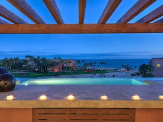 2 BEDROOM WITH 8 ROUNDS OF GOLF AT LAS RESIDENCIAS GOLF & BEACH CLUB-CABO