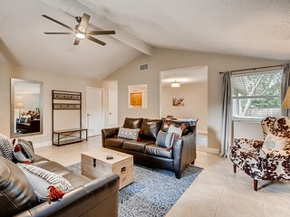 The FC House 3bd/2ba- near Domain, close to Downtown