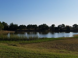 Rock'n O Private Lake, Cabins & Ranch - Indian Cabin - Southeastern Oklahoma