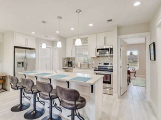 Newly Listed & Beautifully Remodeled! Just Mins to Beach - Gulf Access Canal/Doc