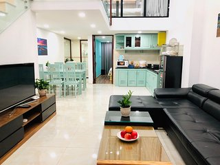 DRAGON 88 HOMESTAY - 4BR CLOSE TO THE MY KHE BEACH