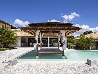 Bah030 - Modern Villa in Beach front Golf Condo Bah030