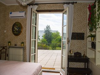 Suite #5 in Luxury Vintage Villa