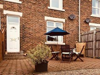 Cosy house sleeps 5 near Beamish, Newcastle & Durham