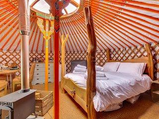 Lapwing Yurt
