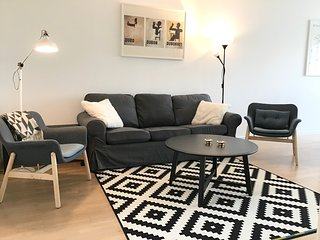 Modern and Bright Apartment near metro station in Copenhagen Orestad