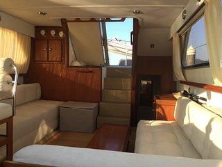 Casa Barco en Puerto deportivo de Baiona Pontevedra