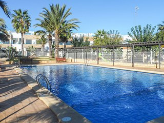 Stunning apartment in Nucleo Orihuela-Costa w/ Outdoor swimming pool and 3 Bedro
