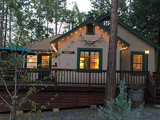2 BR / 2 BA with Loft, Sleeps 8-10  Near town; Twain Harte Lake Privileges!
