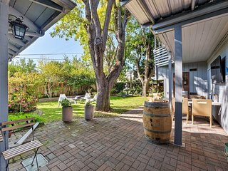 Luxurious Downtown Lodi Apartment in Wine Country!