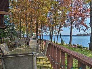 NEW! Dream Cottage w/ Sandy Beach + Pontoon Rental