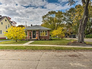 NEW! Cozy Modern Home 2 Miles from Downtown Erie!