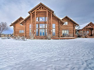 Dream Ski Retreat, 12 Mi to Iron Mtn Hot Spring!