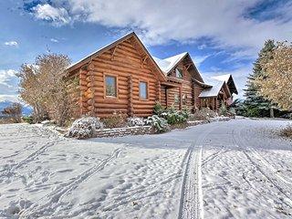 NEW! Dream Ski Retreat 12Mi to Iron Mtn Hot Spring