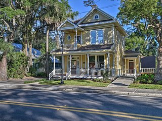 NEW! 1903 Historic Home in Dwtn Ocala w/Deck!