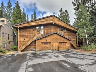 NEW! Eco-Friendly Tahoe Donner Luxury Yoga Retreat