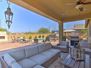 NEW! Queen Creek Home w/ Pvt Pool, Hot Tub + Grill