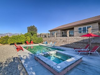 House w/ Mountain Views - 13 Mi to DT Palm Springs