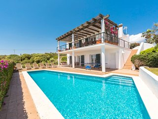 VILLA MIRANDA - Large villa with views over the Port of Mahon