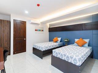 Amazi Homestay-Superior Room+Near Mall+27mbps