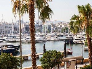 Piraeus Stylish Sea View  2bed/2bath Apartment!