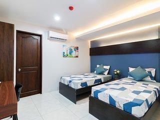 Amazi Homestay-Standard Room+Near Mall+27mbps