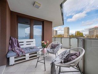 Apartment METRO WILANOWSKA 4