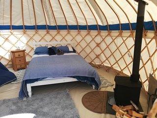 Kingfisher Yurt