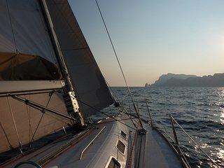 Croisières en voilier Corse/Sardaigne