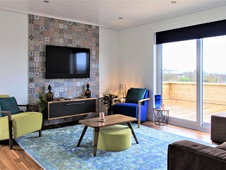 Honeyhurst, Strawberryfield Park - A beautiful  two bedroom Moroccan-inspired ec