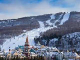New Year's Eve at Mont Tremblant - ski, play, celebrate the New Year!