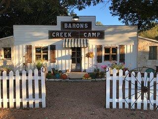 Barons Creek Camp