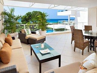 Palm Beach Villa 408   Beach Front - Located in Wonderful Palm Beach, Christ