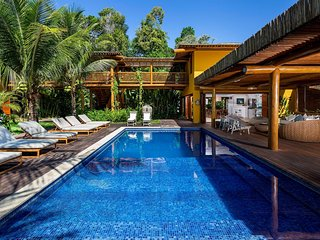 Bah057 - Stunning house in Itapororoca Village Bah057