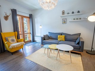 Nice refurbished apartment 4 pers right in the center!