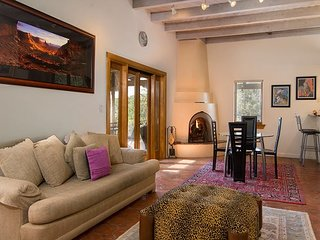 Sprawling Private Santa Fe Manor w/ Opulent Outdoor Entertaining - Near Plaza