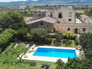 Magnifica Villa Siciliana 12 posti con Piscina